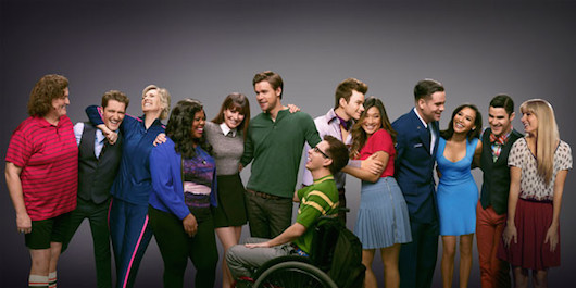 Glee Publicity Photo Season 6