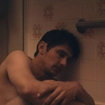 I Am Michael James Franco in the tub as Michael Glatze