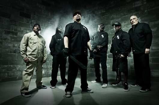 Ice-T Body Count band photo 2014