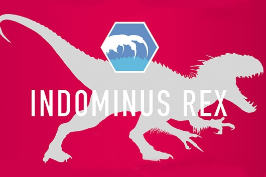 Indominus Rex Tease Promo