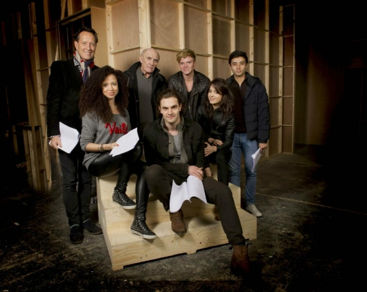 ITV Jekyll & Hyde cast photo