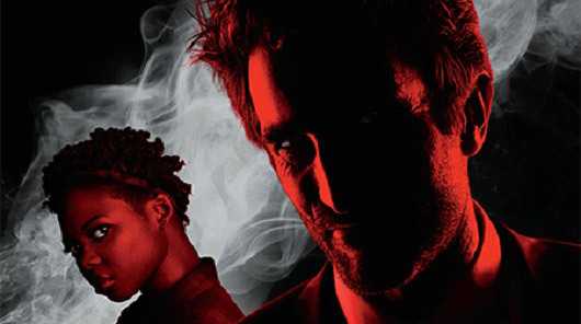 Powers TV Show Header Image