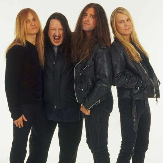 Savatage Band Photo