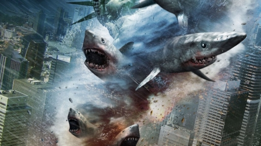 Sharknado 2: The Second One Sharknado 3 adds David Hasselhoff