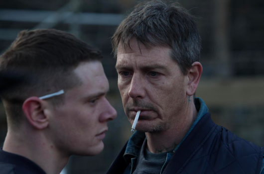 Starred Up movie