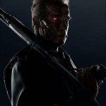 Terminator Genisys Arnold Schwarzenegger poster