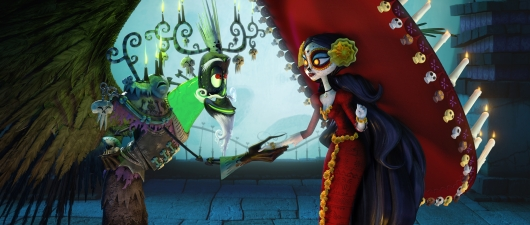 The Book Of Life movie still