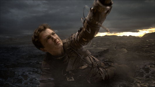 The Fantastic Four movie 2015 Miles Teller as Reed Richards Mr. Fantastic
