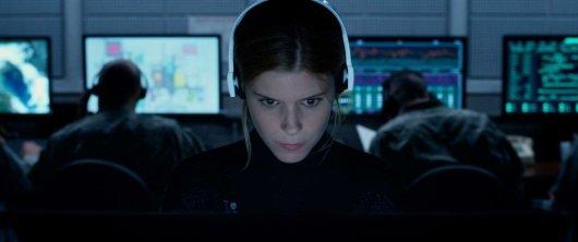 The Fantastic Four movie 2015 Kate Mara as Sue Storm