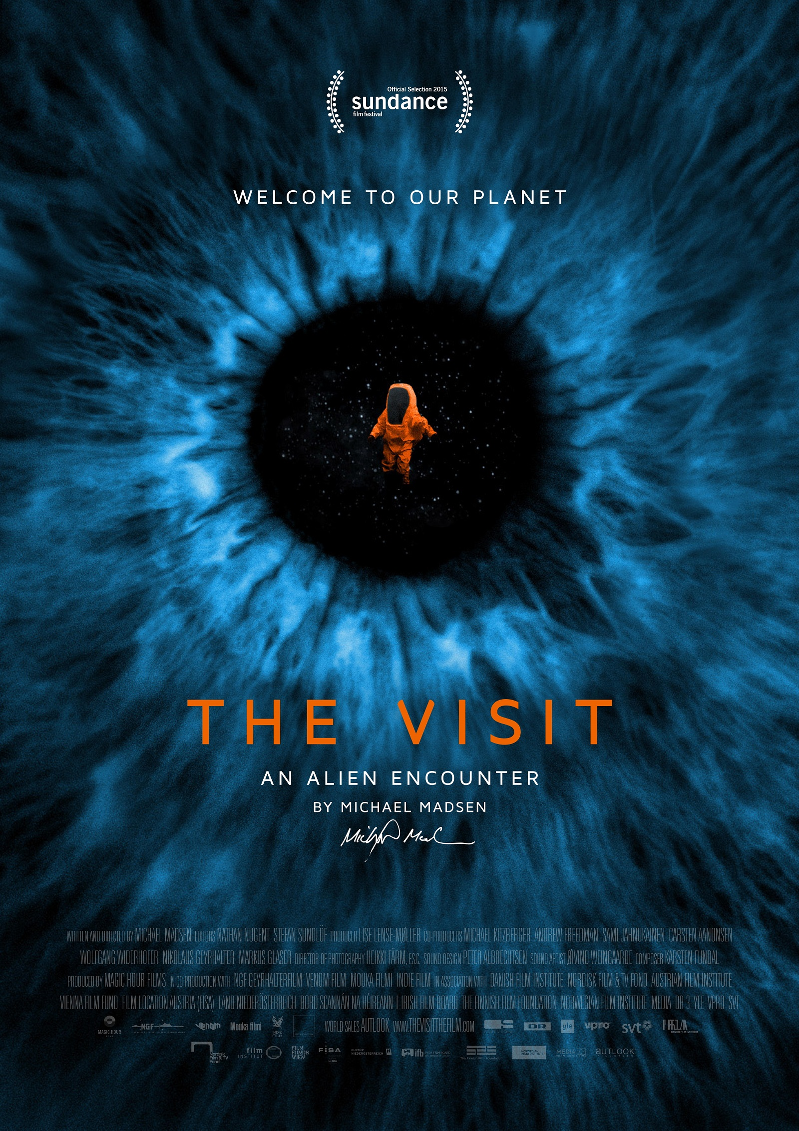 the visit movie poster  michael madsen