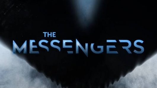 The CW's The Messengers title card