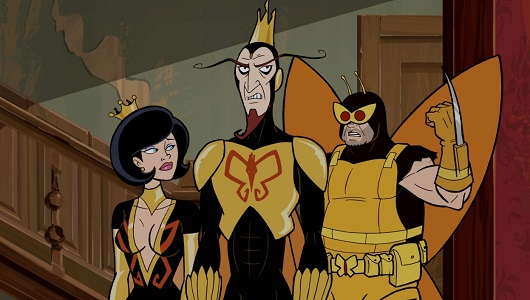 Venture Brothers Special
