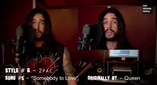 Valentine's Day Video 20 Love Songs In 20 Styles Ten Second Songs by Anthony Vincent
