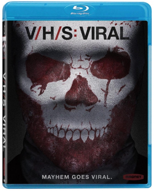 V/H/S: Viral Blu-ray Cover Art