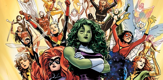 A-Force Banner