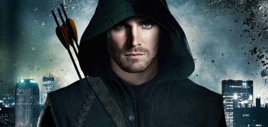 Arrow Stephen Amell Cover