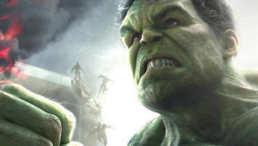 Avengers: Age of Ultron Hulk Character Poster Header