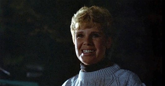 Betsy Palmer as Pamela Voorhees in Friday the 13th
