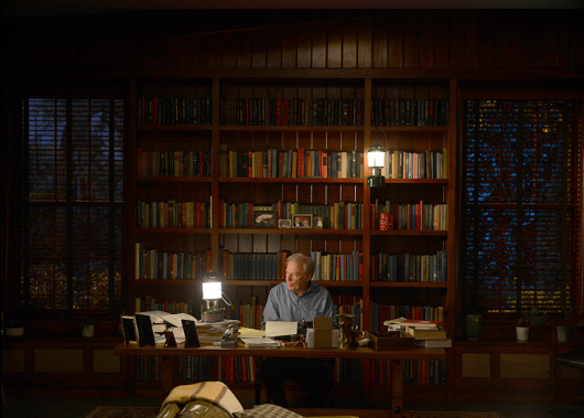 Better Call Saul Chuck McGill (Michael McKean) in Episode 101
