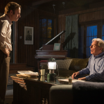 Better Call Saul Jimmy McGill (Bob Odenkirk) and Chuck McGill (Michael McKean) in Episode 101