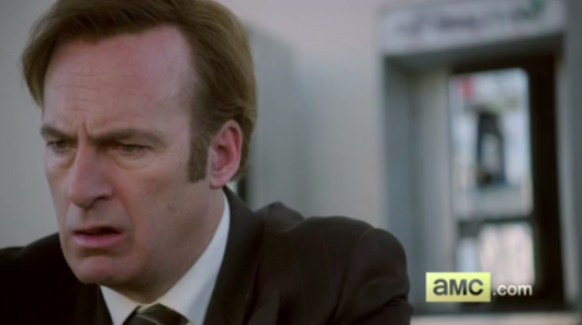 Better Call Saul Episode 103 Jimmy McGill (Bob Odenkirk) sc