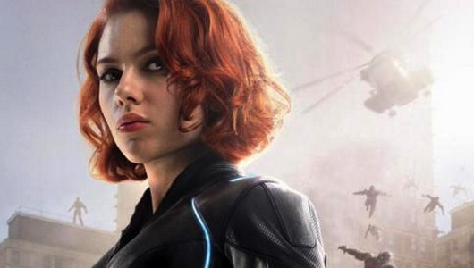 Black Widow Avengers Age Of Ultron Header