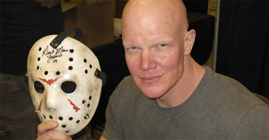 Derek Mears Jason Voorhees Hockey Mask