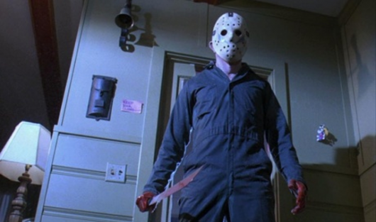 Friday The 13th Jason Bloody Knife
