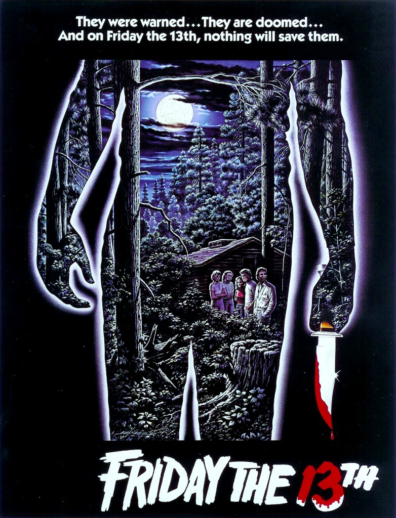 Image result for friday the 13th poster
