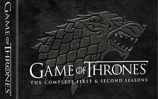 Game of Thrones Complete First and Second Season