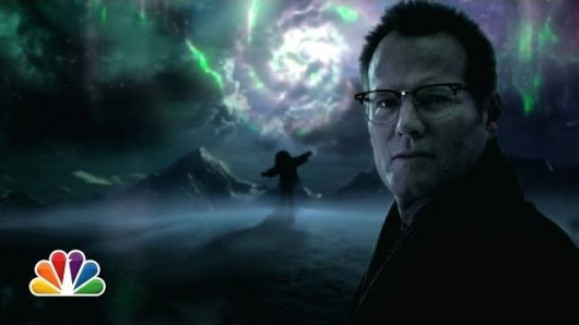 Heroes Reborn Super Bowl Spot The Aurora