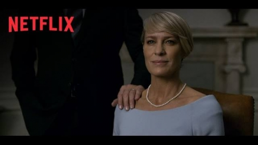 House Of Cards Season 3 Promo White House Portrait'