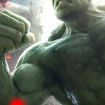 Hulk Avengers: Age Of Ultron Character Poster Fulll