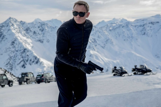 James Bond Spectre Daniel Craig First Look