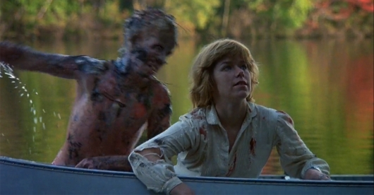 Jason Alice rowboat Friday the 13th