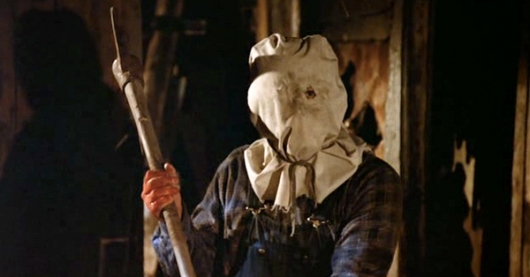Jason Voorhees burlap sack Friday the 13th