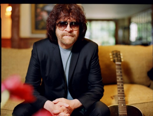 Jeff Lynne ELO with perform at the 2015 Grammys