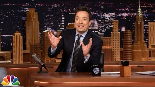 Jimmy Fallon The Tonight Show SNL 40