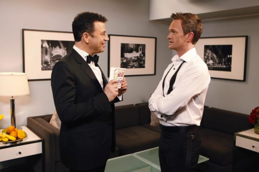 Jimmy- Kimmel Neil Patrick Harris After Oscars