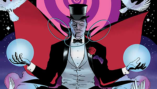 King: Mandrake the Magician #1 review