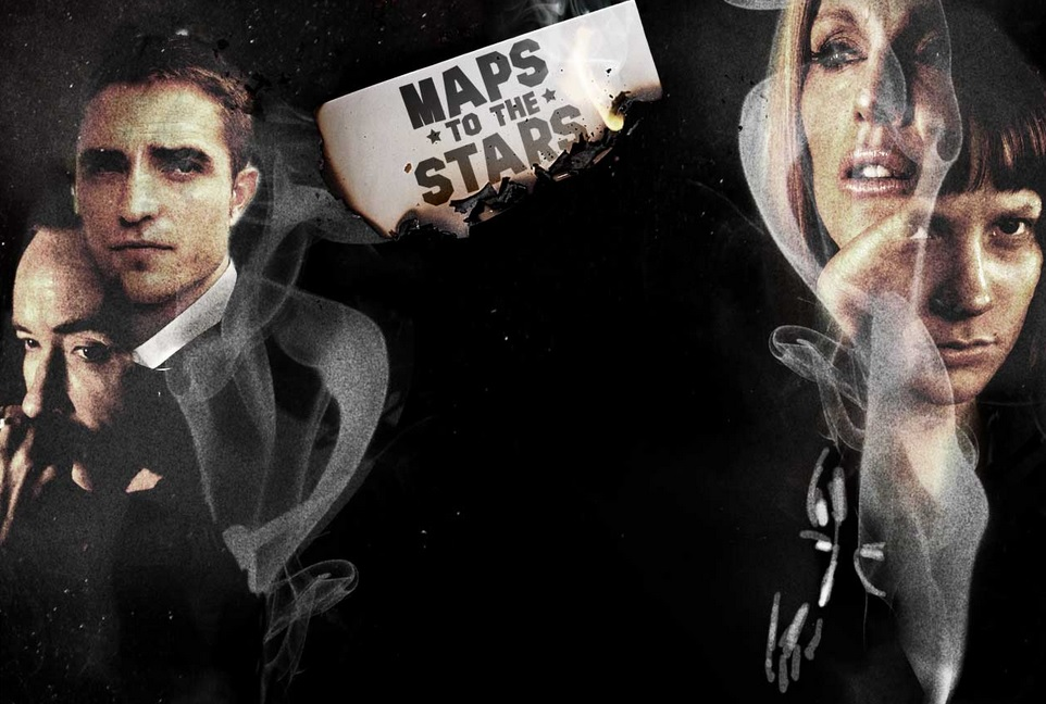 David Cronenberg's Maps to the Stars on
