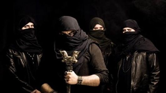Melechesh Band Photo