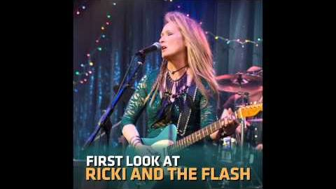 Meryl Streep In Ricki and the Flash first look teaser
