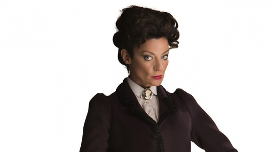 Michelle Gomez as Missy on Doctor Who