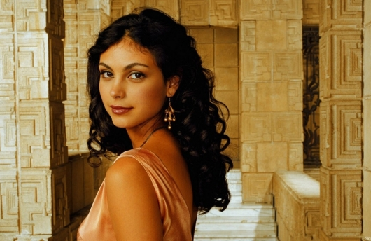 Firefly Star Morena Baccarin Cast in Deadpool