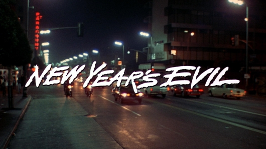 New Year's Evil Blu-ray from Scream Factory