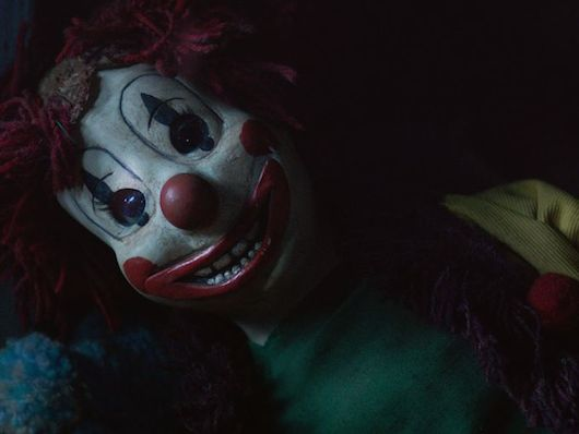 Poltergeist Scary Clown 2015