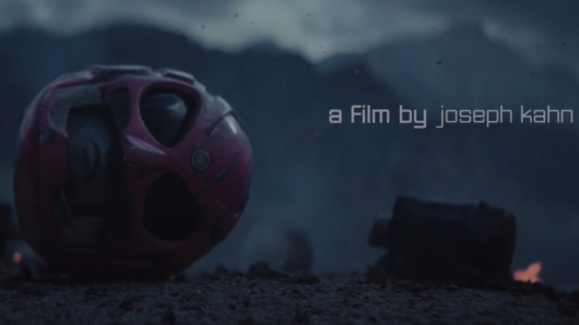 Power Rangers short directed by Joseph Kahn