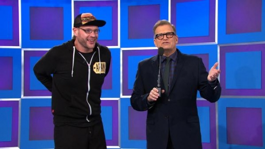Killswitch Engage Adam D. Wins On The Price is Right