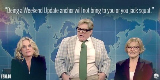 SNL 40 Melissa McCarthy Revives Chris Farley's Matt Foley Saturday Night Live